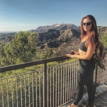 Griffith Observatory Lookout